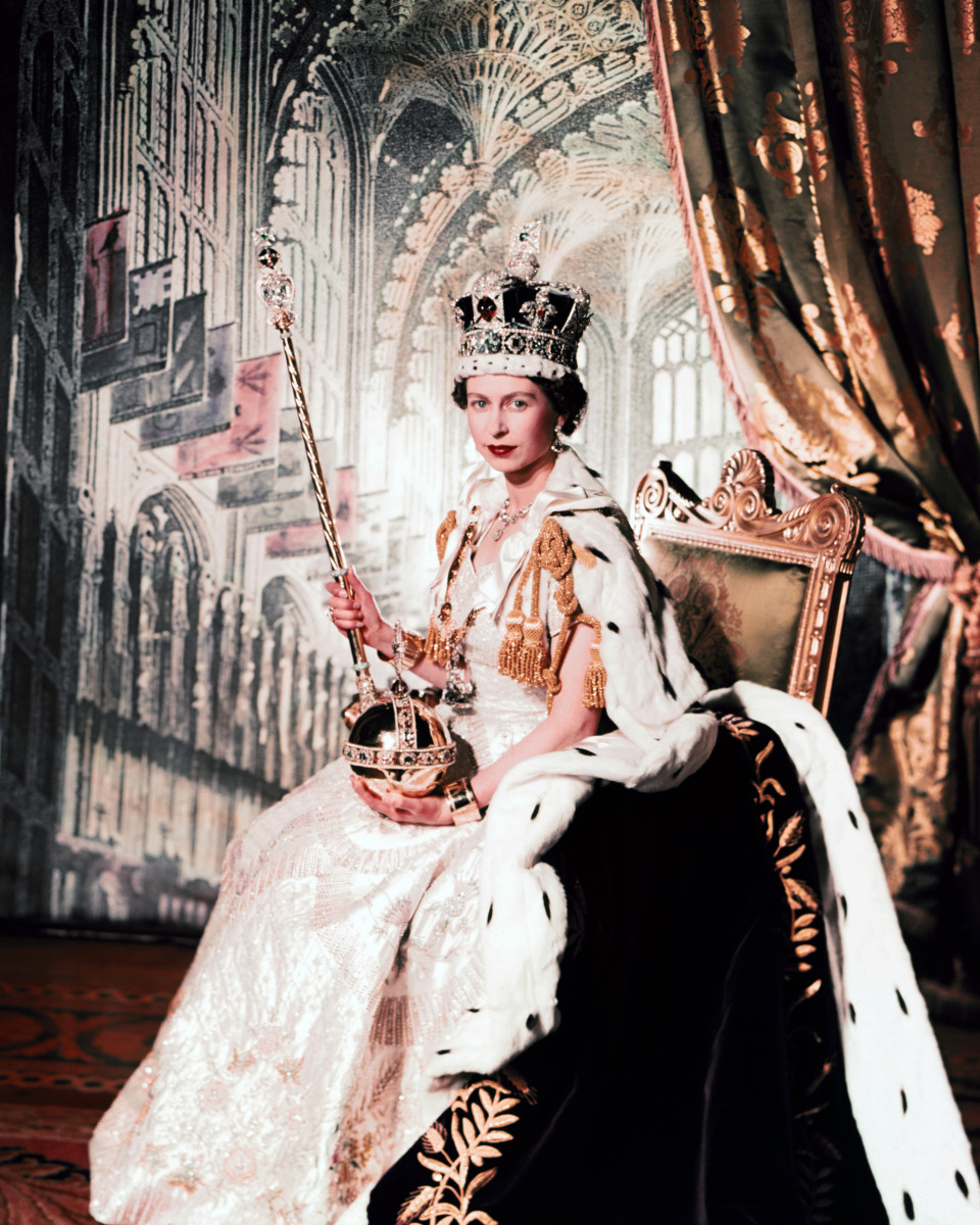 June 2, 1953: Coronation of Queen Elizabeth II