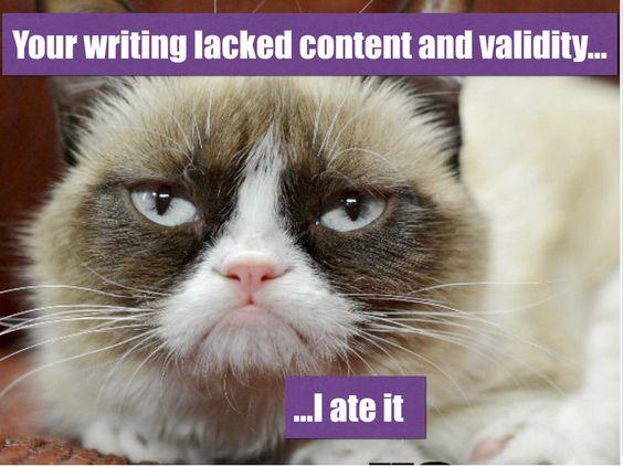 Writing Lack